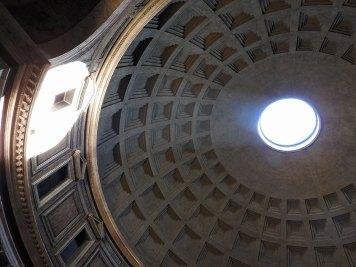 pantheon cupola