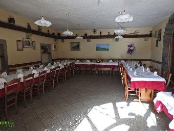 veća prostorija restoranskog dela