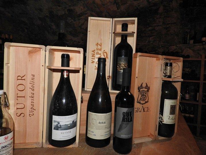 vinski podrum Majerija