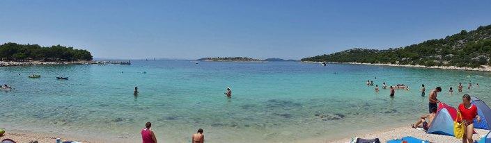 plaža Podvrške Murter