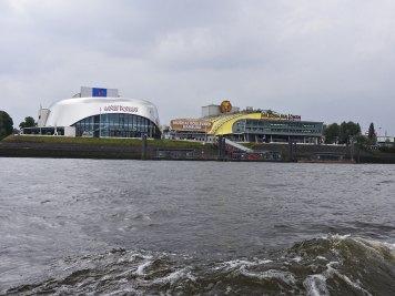 muzički deo Hamburga