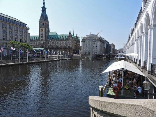 Alster Arkaden Hamburg
