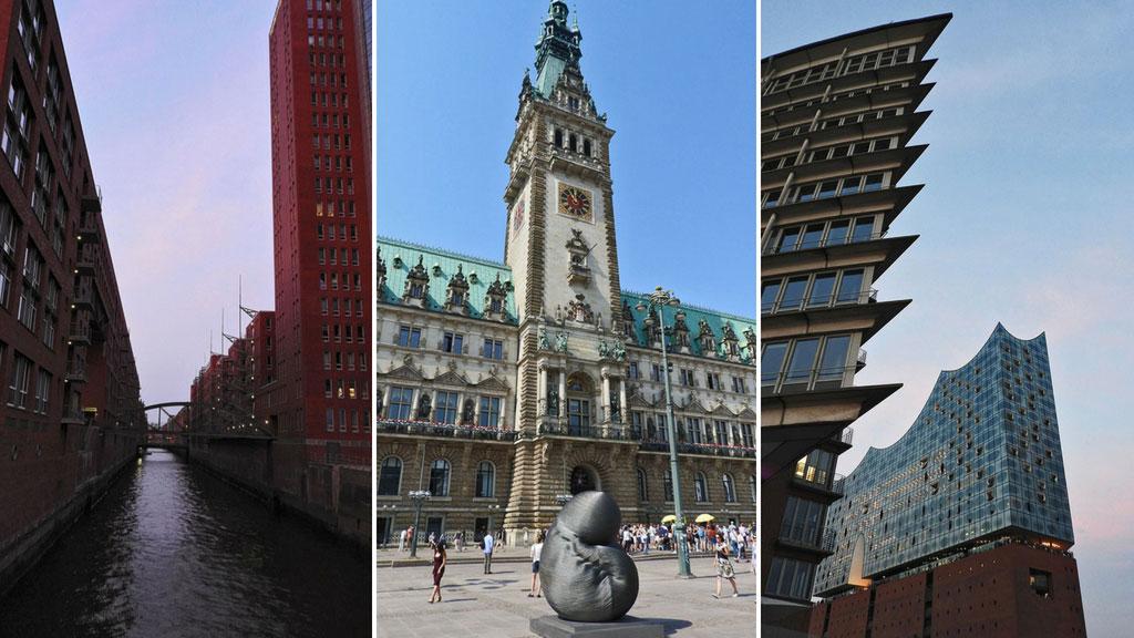 Šta videti u Hamburgu - spisak glavnih atrakcija po oblastima