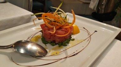 baš dobar tuna tartar