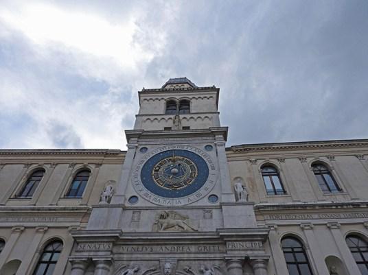 torre del orologio padova