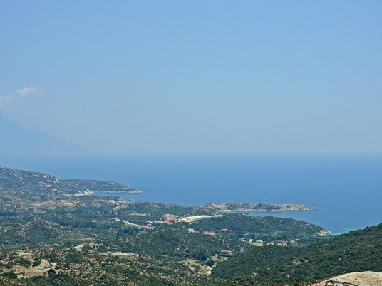 Kalamitsi panorama