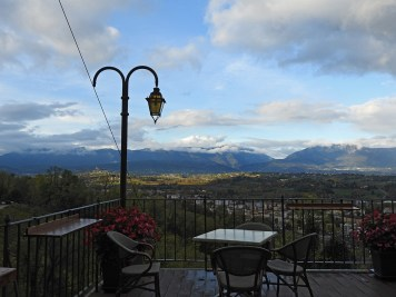 Castelveccio Conegliano pogled