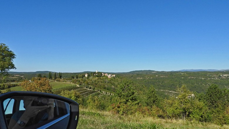 kontinentala Istra