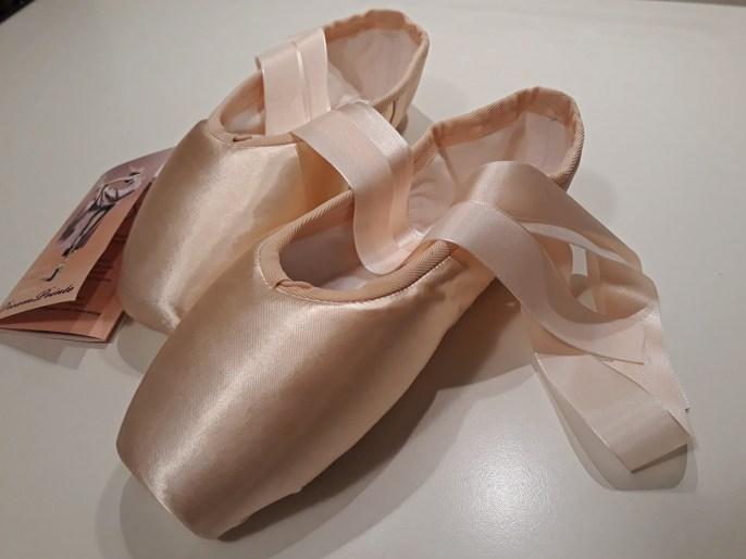 moje prve špic baletanke