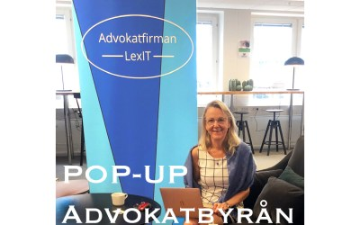 Pop-up Advokatbyrå
