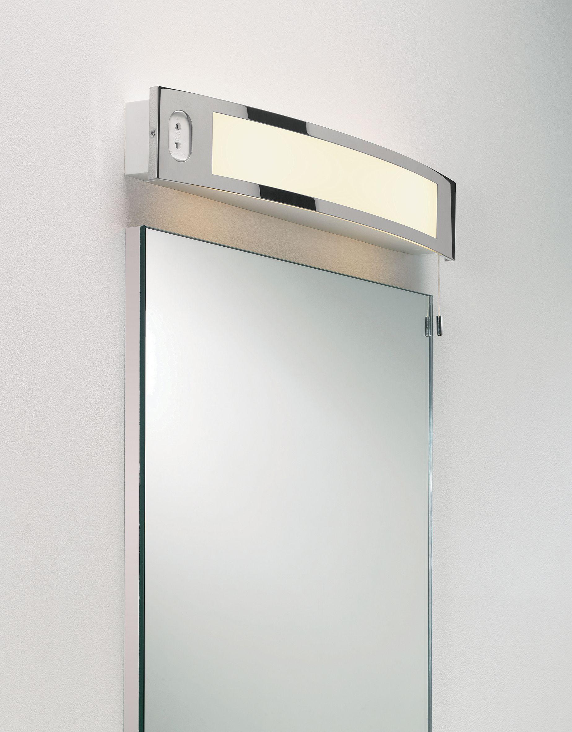 Miroir Avec Prise De Courant