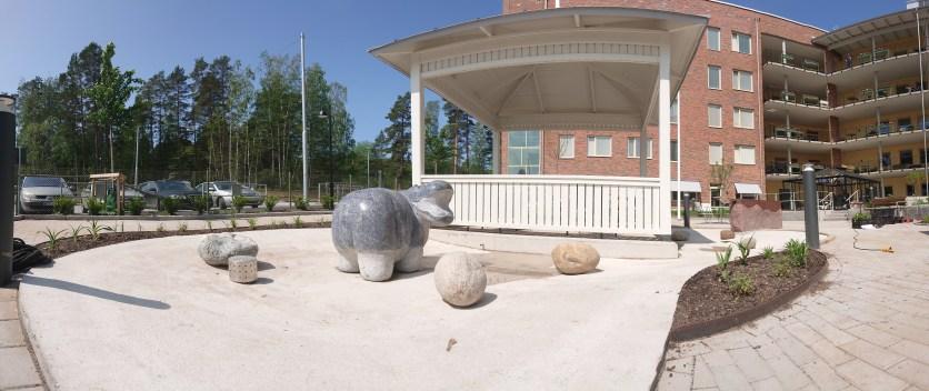 Arcadia, Karlslundsgården