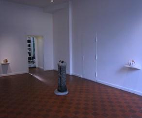 Bajo el Azul de tu Misterio, Galería Charlotte Lund