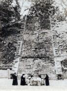 Copán Ruinas, años 50