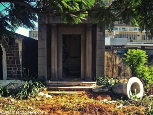 Cementerio Ronil, Maputo