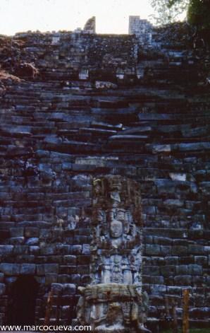 Copán Ruinas, 1987