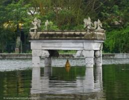 Shiva under vatten