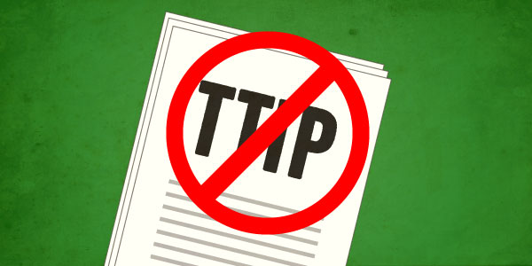 Handelsavtal som TTIP undergräver demokratin
