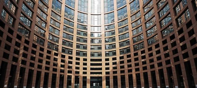 Lev upp till fina ord om öppenhet i EU