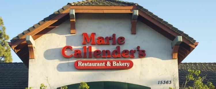 A Marie Callender's restaurant
