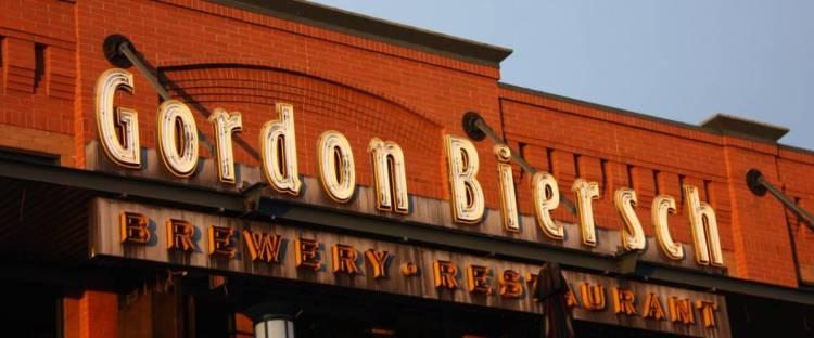 Gordon Biersch restaurant that closed in Tempe, Arizona