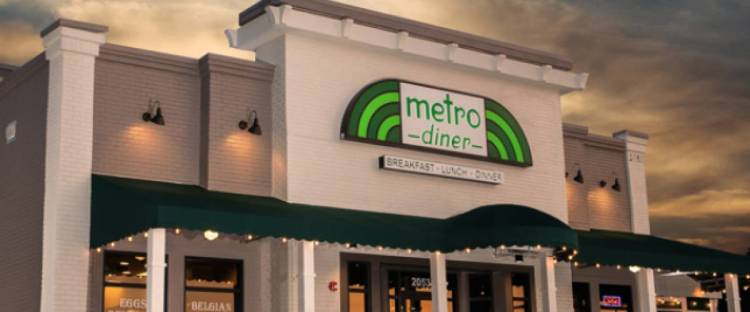 A Metro Diner location