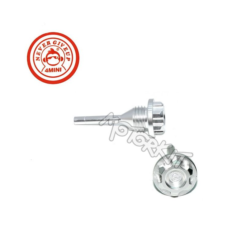N.G.U. CNC oil gauge for Honda Dax ST CT Monkey Chaly