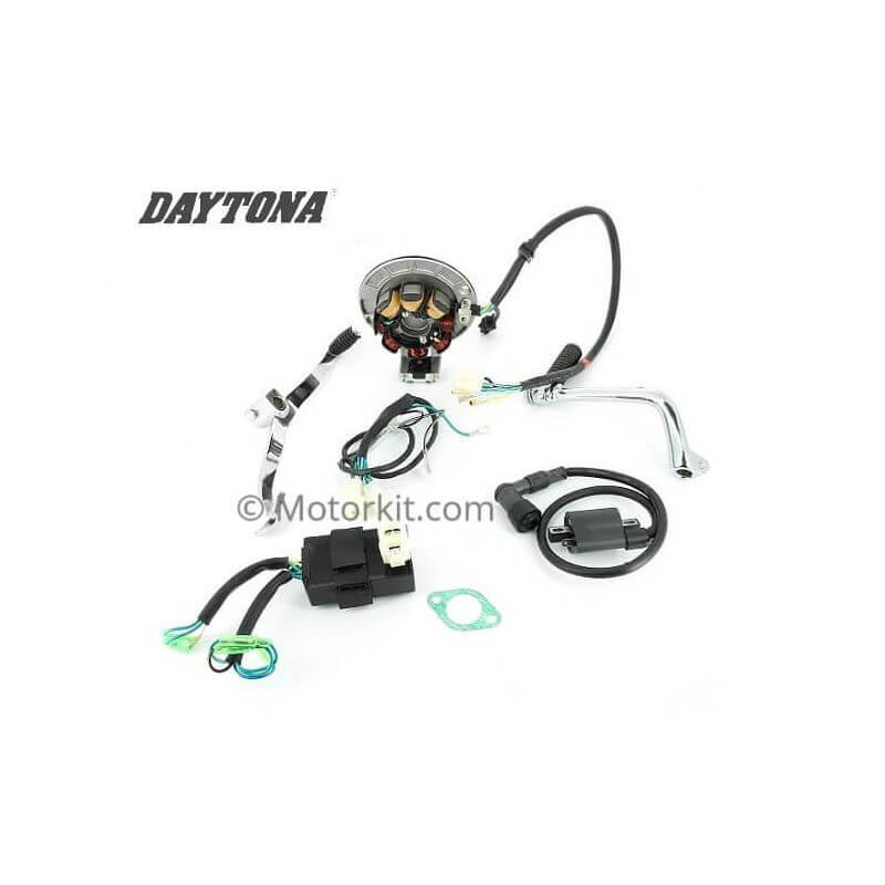Daytona Engines 88cc Daytona engine 4 speed gear box semi