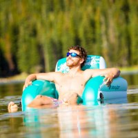Sevylor Coleman Water Lounger Chair | Buy Pool Floats