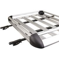 Aluminium Roof Rack Storage Tray Box with Clamps | Buy ...