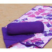 Roll-Up Reversible Beach Mat with Pillow | Buy Beach Mats