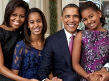 Barack Obama Talks About Daughters on The View | POPSUGAR TV