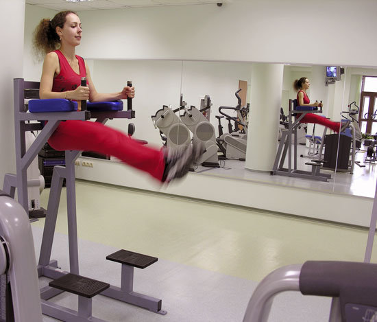 Learn to Love the Captains Chair  POPSUGAR Fitness