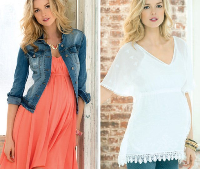 Maternity Clothes In Stores