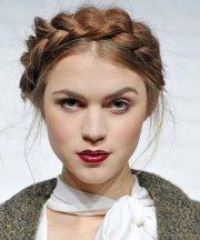 fall braid hairstyles 2013