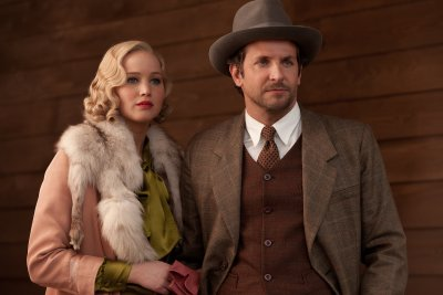 Bradley Cooper and Jennifer Lawrence star in Serena