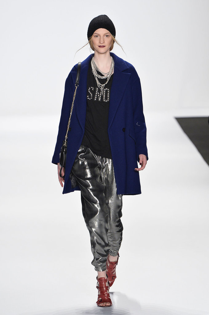 Rebecca Minkoff NYFW Fall 2014