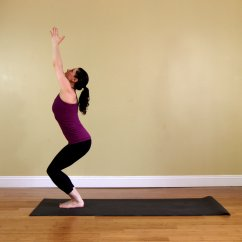 Yoga Chair Pose Wicker Chairs And Wood Table How To Do Correctly Popsugar Fitness Australia