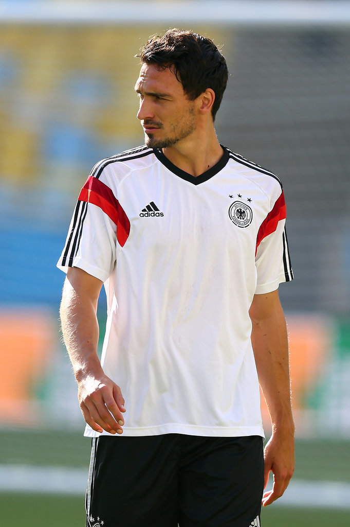 Germany: Mats Hummels