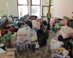 Prikupljena pomoc od gradana i organizacija