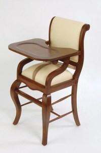 Fancy Wooden High Chairs   POPSUGAR Moms