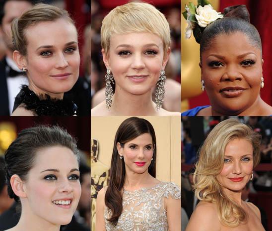 Die Beste Frisur Bei Den Oscars POPSUGAR Deutschland