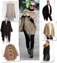 Kylie Minogue Wearing a Fringe Shawl in London | POPSUGAR ...
