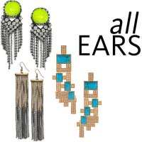 Five of the Best Statement Earrings to Buy Online for the