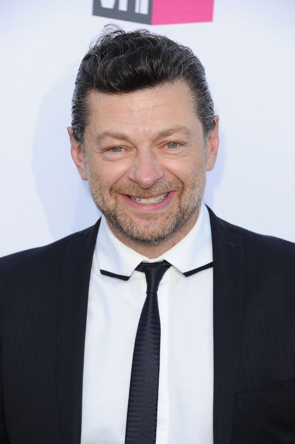 Andy Serkis 2012 Critics' Choice Awards Red Carpet Arrivals Popsugar Celebrity