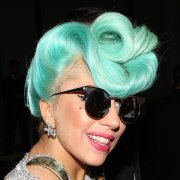 lady gaga arrives in sydney