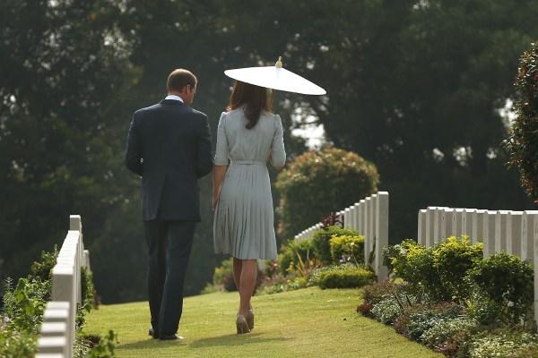 Kate Middleton Umbrella Cover Son