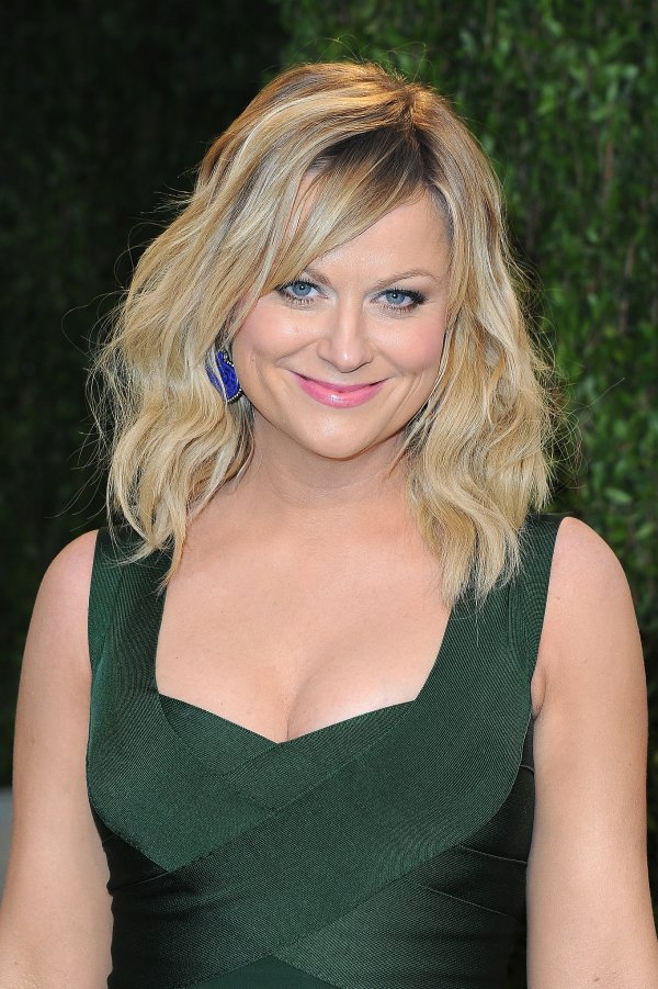 Amy Poehler 60 Trendy Bangs Face Shapes And