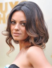 mila added touch of honey highlights