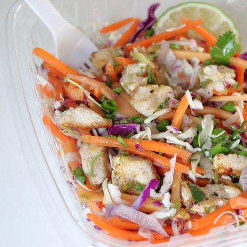 Better Homemade 220Calorie Citrus Chicken Salad